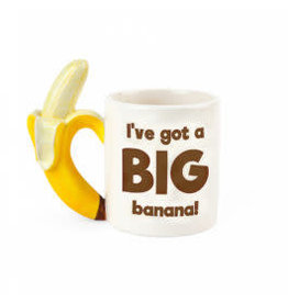 Big Mouth mok - big banana