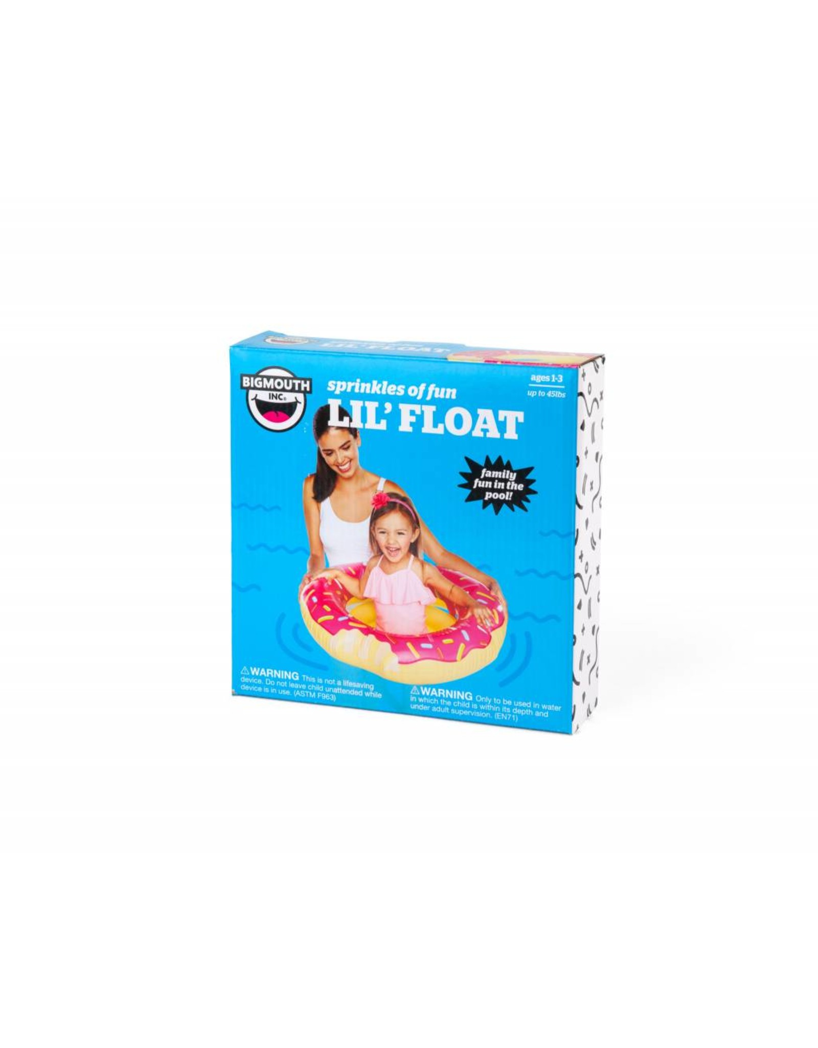 pool float for kids - lil' donut