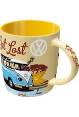 mug - let's get lost