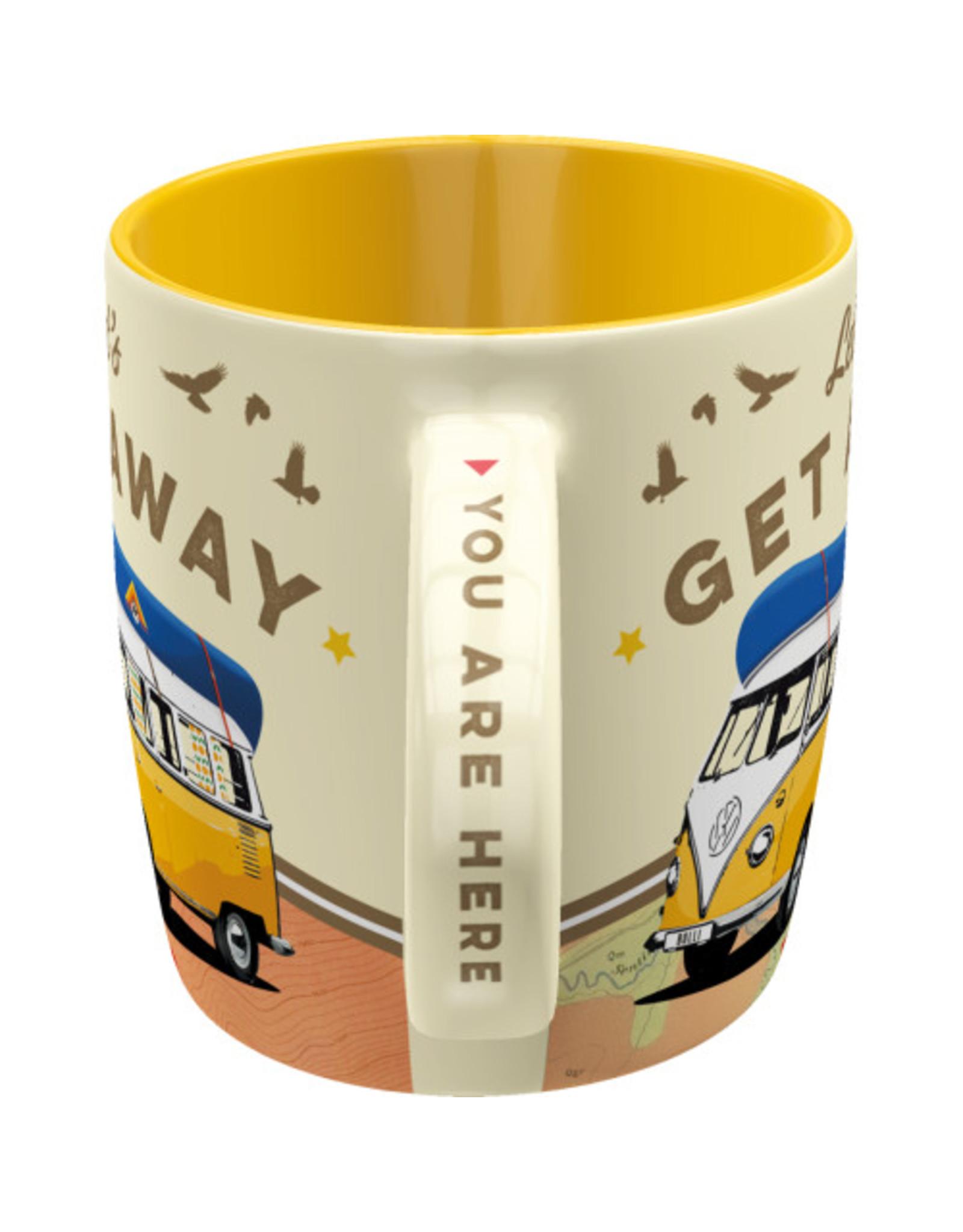 mug - let's get away