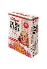 tin box - XL - cornflakes