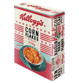 Nostalgic Art tin box - XL - cornflakes (red)