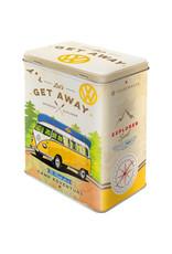 tin box - M - get away VW