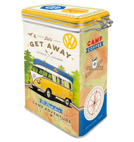 Nostalgic Art clip top box - VW let's get away (4)