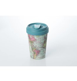 Chic Mic travel mug - around the world
