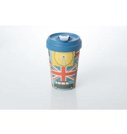 Chic Mic travel mug - London sights