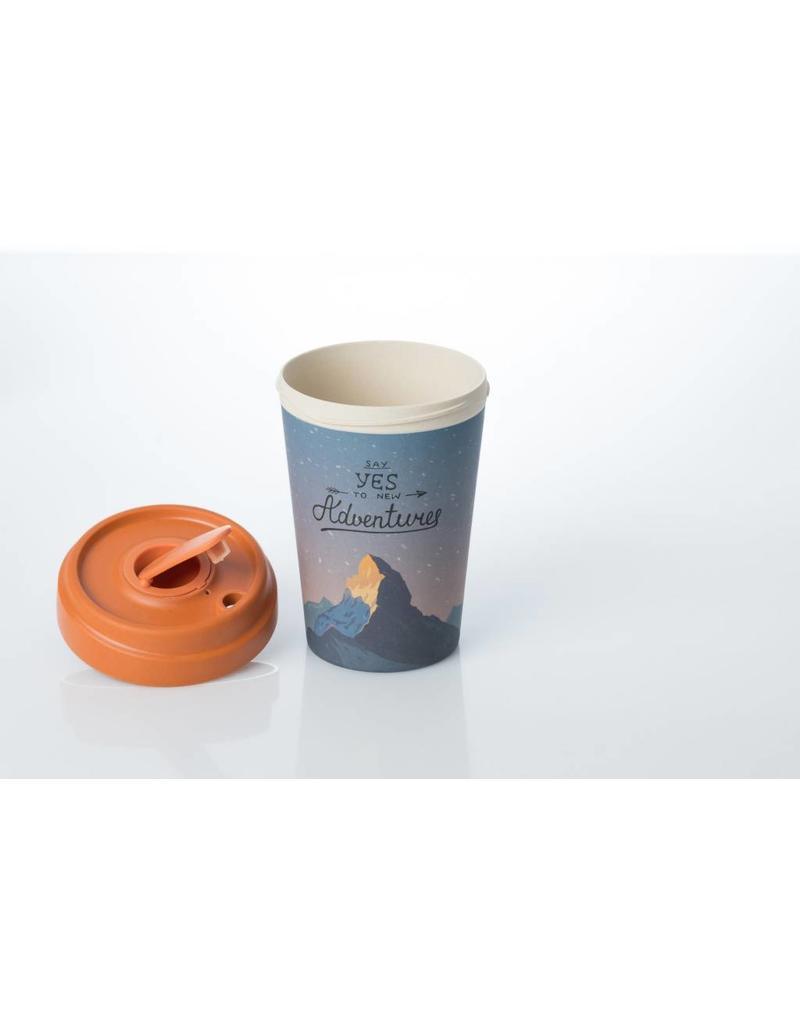 Chic Mic travel mug - mountain adventures