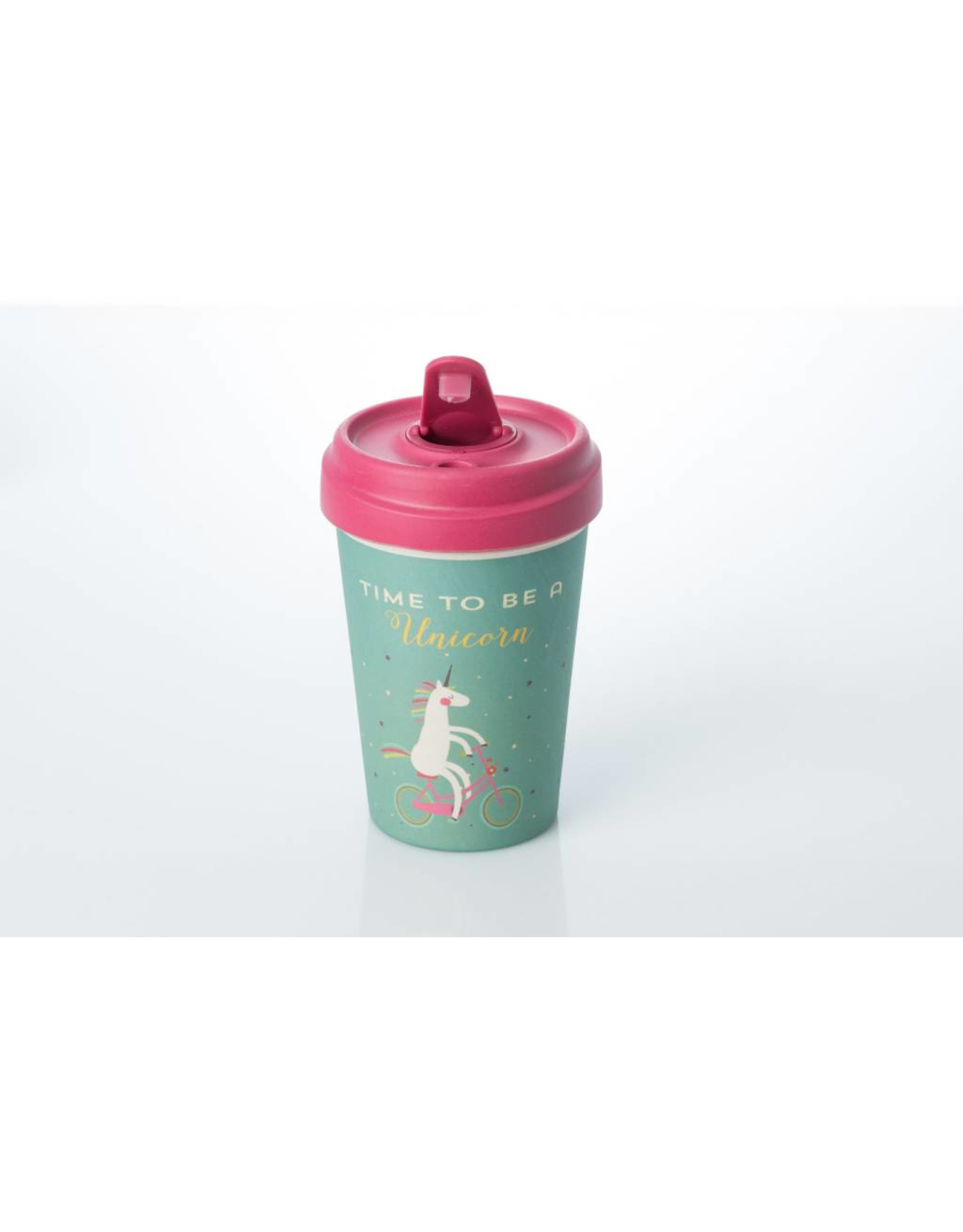 Chic Mic travel mug - time to be a unicorn