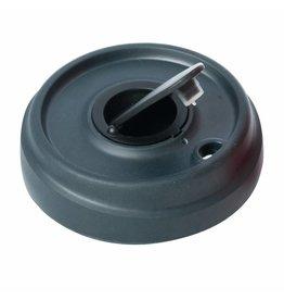 Chic Mic lid (black)