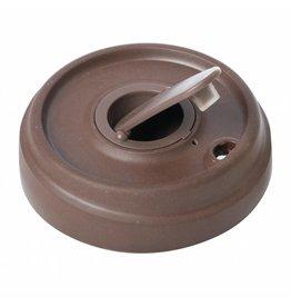 Chic Mic lid (brown)