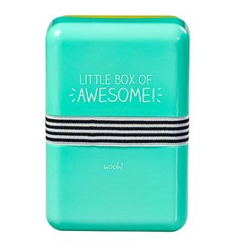 Happy Jackson lunchbox - little box of awesome