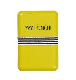 Happy Jackson lunchbox - yay lunch