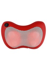 cervical massage shiatsu (red)
