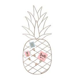 photo display - pineapple