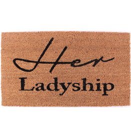 La Finesse deurmat - her ladyship