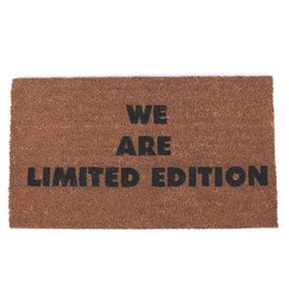 La Finesse deurmat - we are limited edition