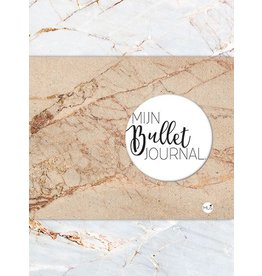Mus bullet journal - marble