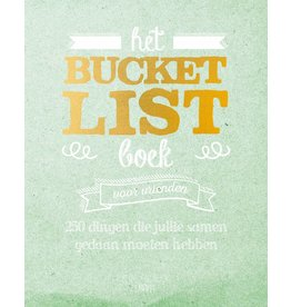 Lannoo bucket list - friends