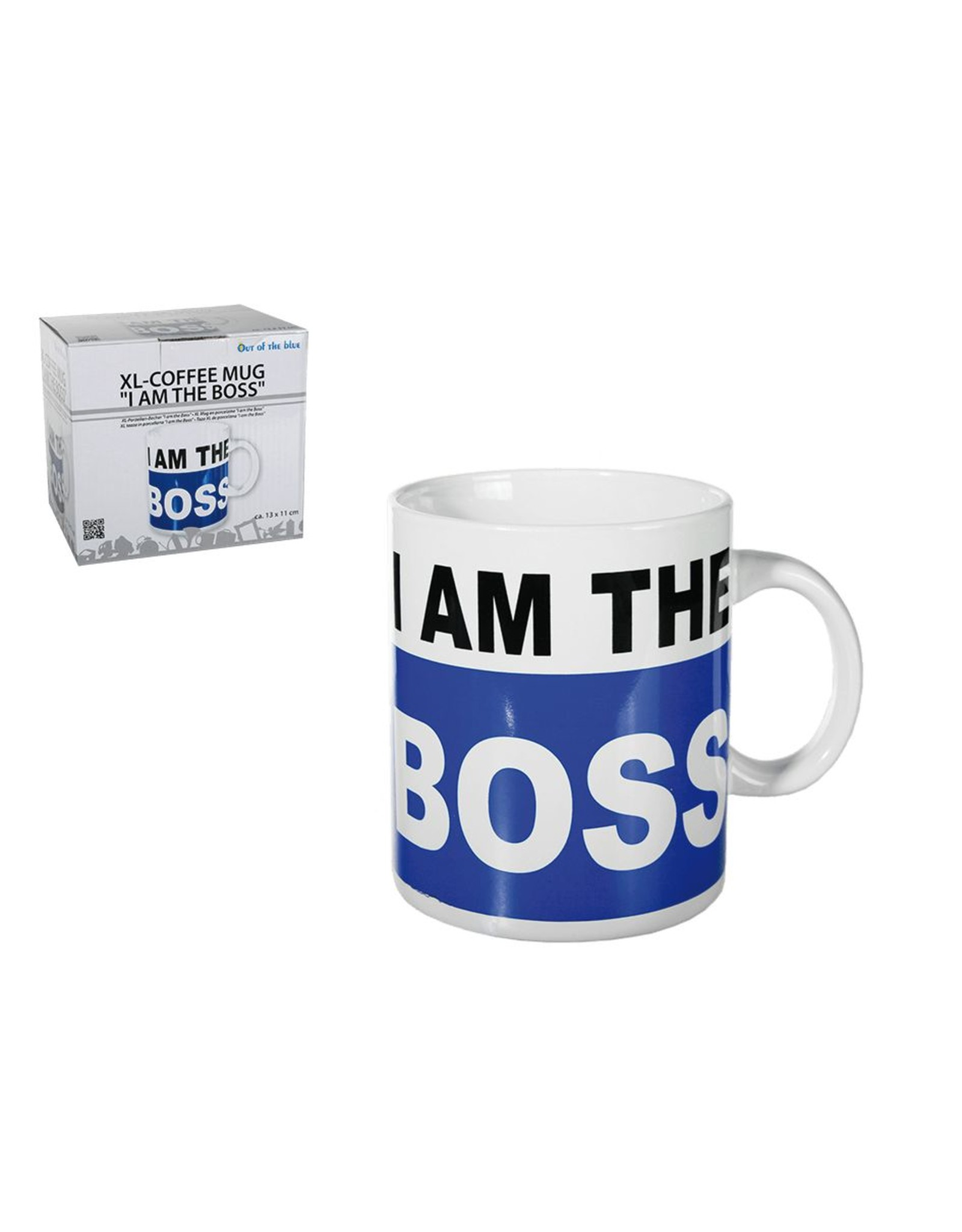 mug XL - I'm the boss