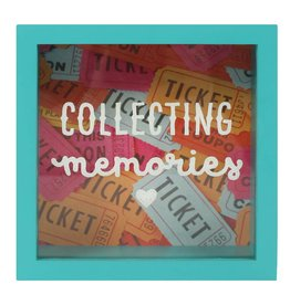 Jones Home & Gift moneybox - collecting memories fund