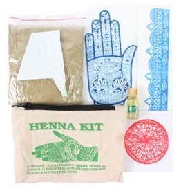 Jones Home & Gift henna tattoo kit - fiesta