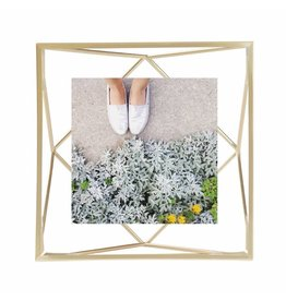 Umbra photo frame - prisma 10x10 (gold)
