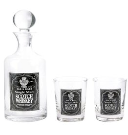 Le Studio whiskey set (3pcs)