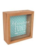 Jones Home & Gift moneybox - boho bandit adventure fund