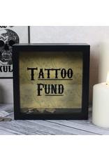 moneybox - tattoo fund