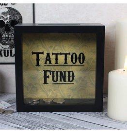spaarpot - tattoo fund