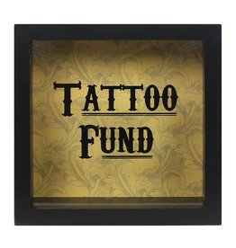 Jones Home & Gift moneybox - tattoo fund