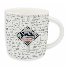 Legami mug - genius at work