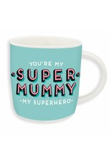 Legami mug - super mummy