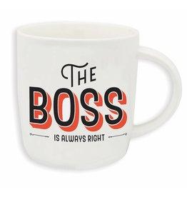 Legami mug - the boss