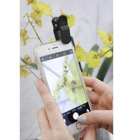 Kikkerland clip lens set voor gsm