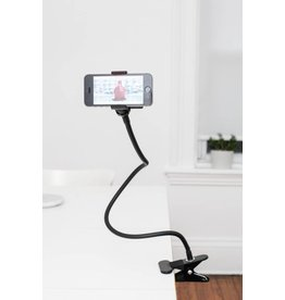 Kikkerland gooseneck phone holder