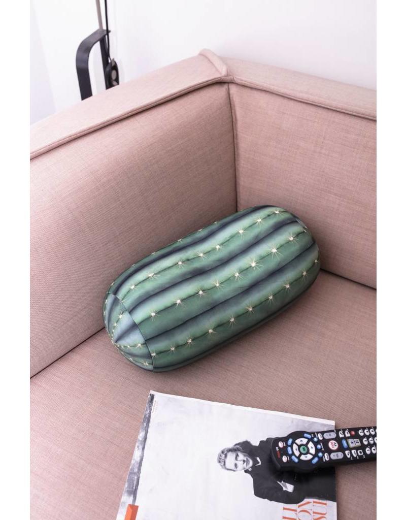 Kikkerland pillow - cactus