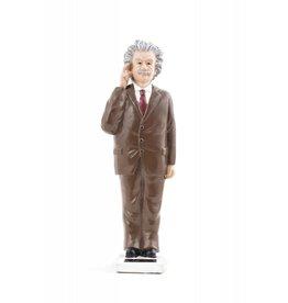 Kikkerland solar figurine - Einstein