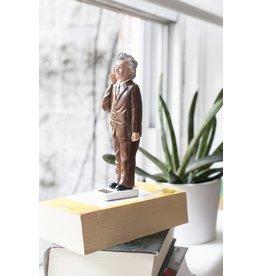 Kikkerland zonnebeeldje - Einstein