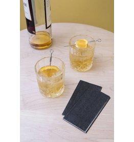 Kikkerland whiskey tumbler