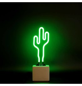Locomocean mini neonlicht - cactus