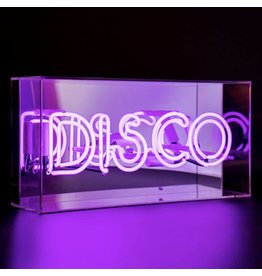 Locomocean acrylic neon light - disco