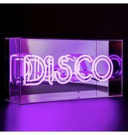 Locomocean acrylic neonlicht - disco