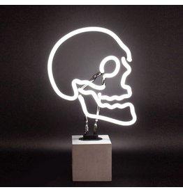 Locomocean neon light - skull