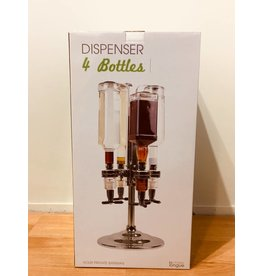 Le Studio bottle dispenser (4 bottles)
