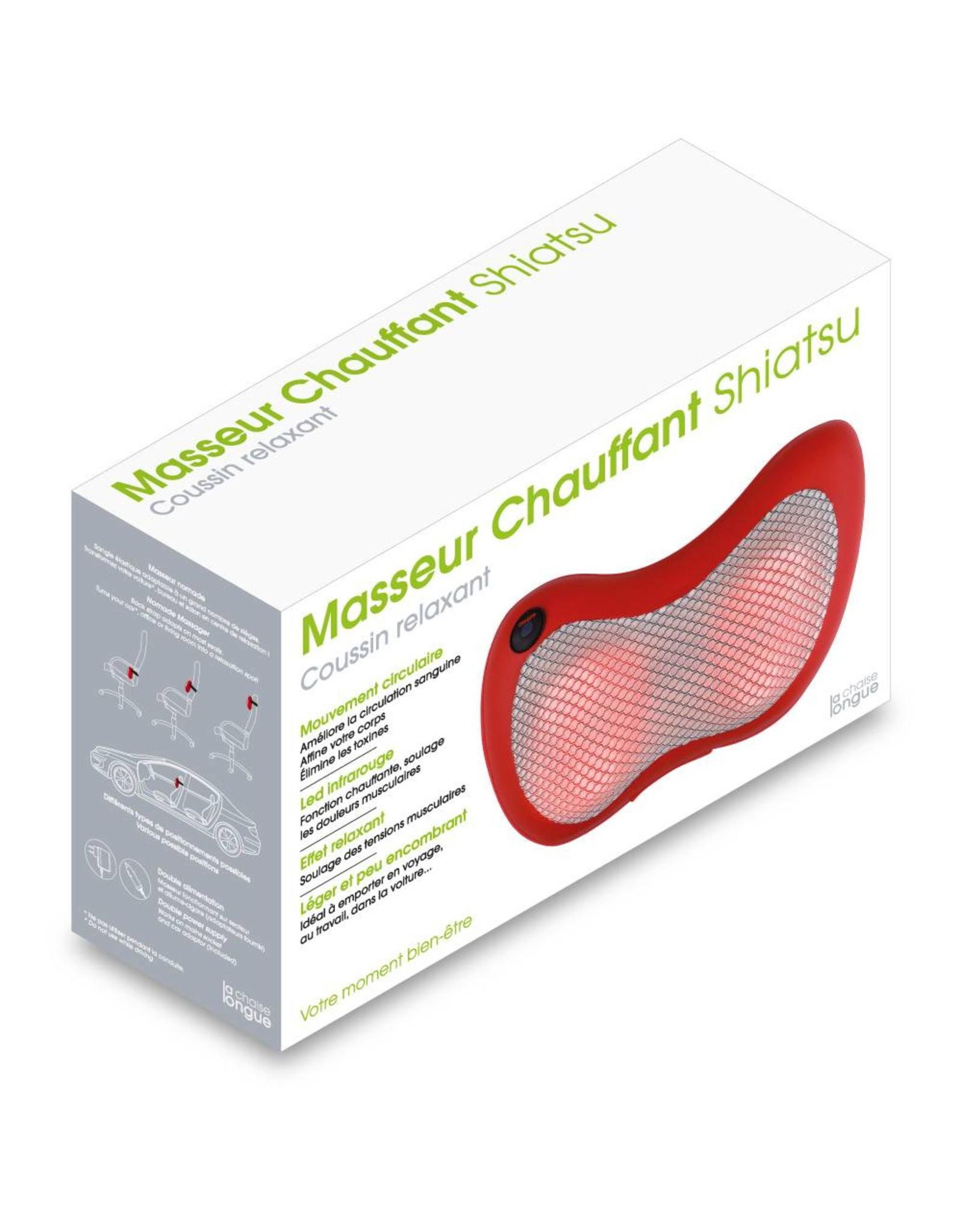 shiatsu massager for upper vertebrae