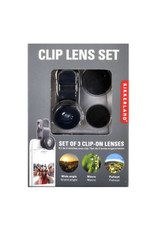 clip lens set for mobile phone