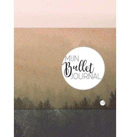 bullet journal - forest