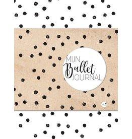 bullet journal - black dots