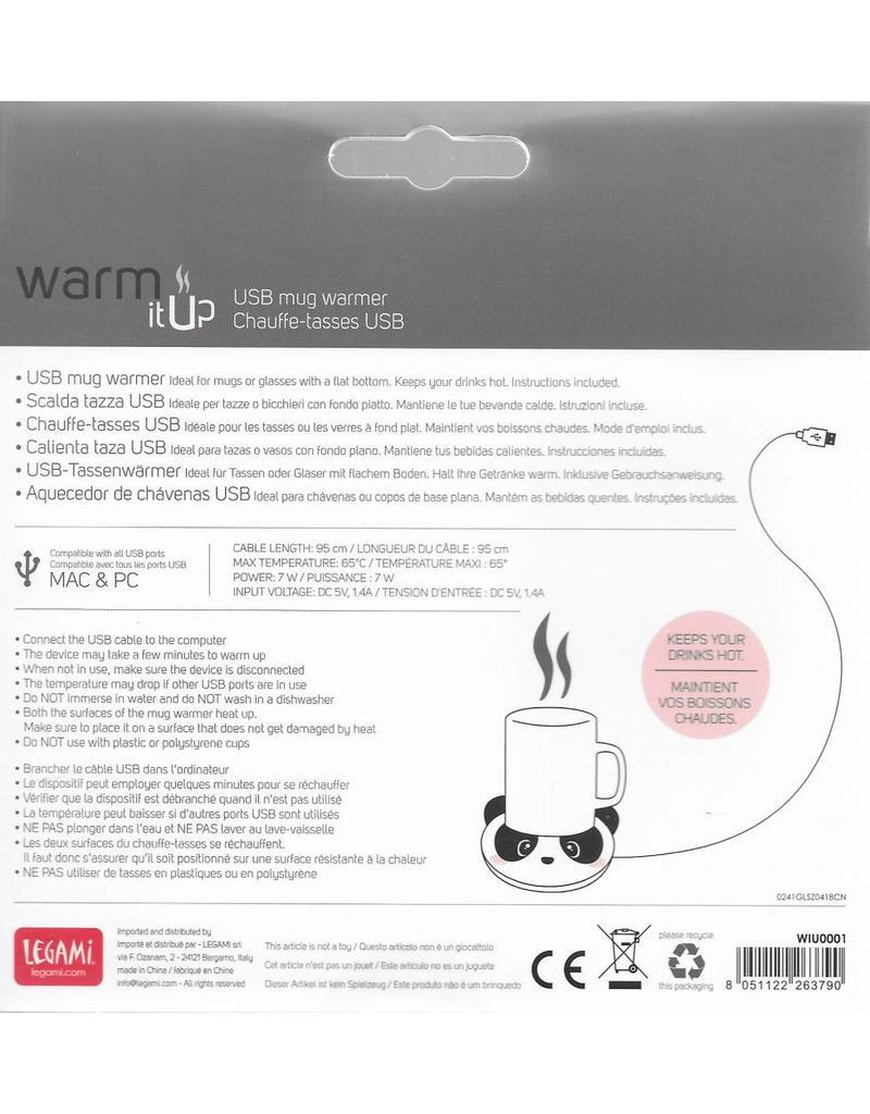 Legami mug warmer - panda (3)